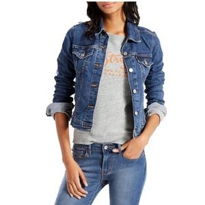 Original Levi's Trucker Jean Jacket
